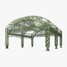 High-rise steel structure building office and hotel project China supplier steel structure school building