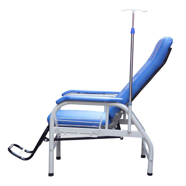 Stainless Steel Transfusion Hospital Chair