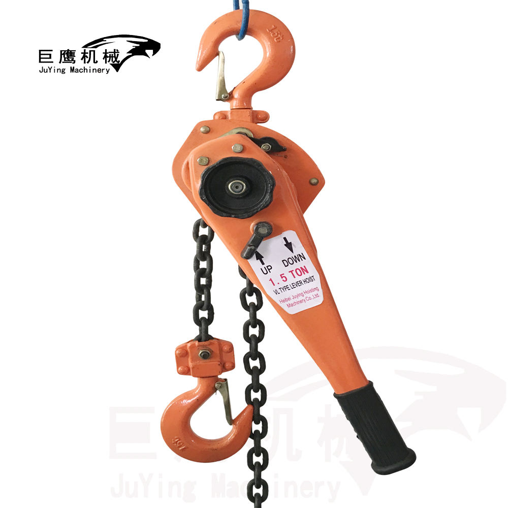 Japan strong lever hoist pull lift 0.75 ton