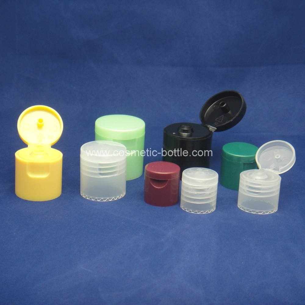 18mm 20mm 24mm 28mm colored plastic bottle cap flip top cap