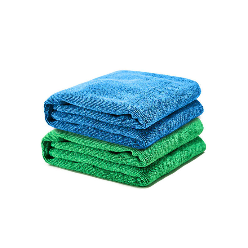 Plush 420GSM cleaning microfiber cloth edge less, microfiber towel car edgeless