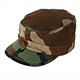China Xinxing Woodland Camouflage Military Uniform Fatigue Flat Baseball Cap