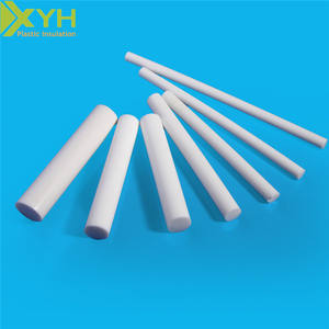 PTFE round bar / heat resistant plastic extruded ptfe rods