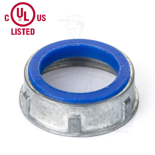EMT IMC Insulated Bushing