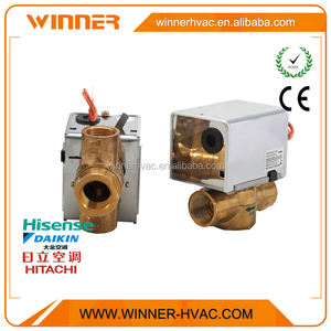 Hvac tools spring return zone valve dn20