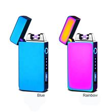 Windproof Rechargeable Flameless Cigarette No Gas E Lighter , USB Lighter , electronic cigarette lighter