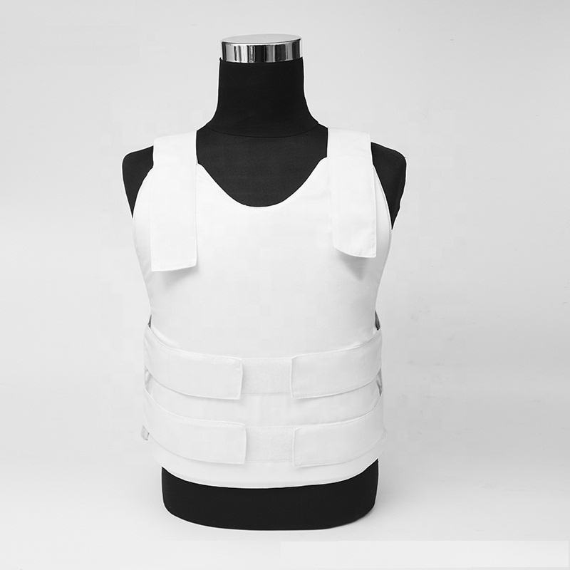 Soft white military custom bulletproof vest 3a prices body armor sale
