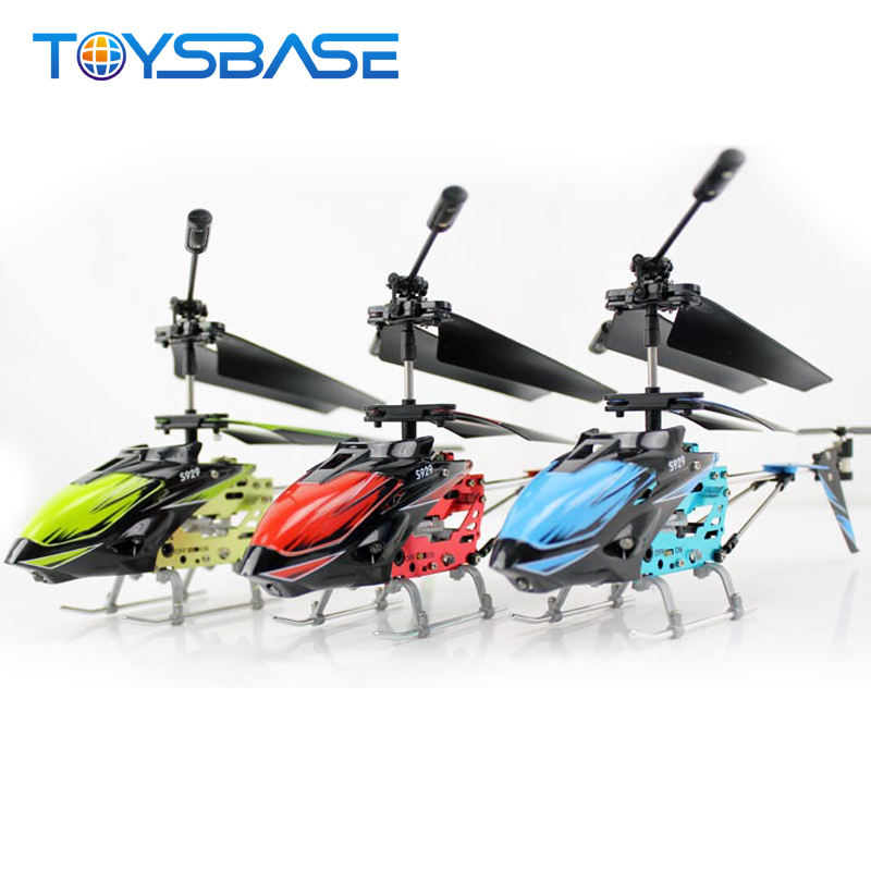 New product Remote Control Toy Rc Helicopter 3.5 Channel Alloy Structure Rc Helicopter