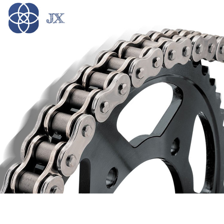 Factory Price Genuine 428H100L Motorcycle Transmission Drive Chains