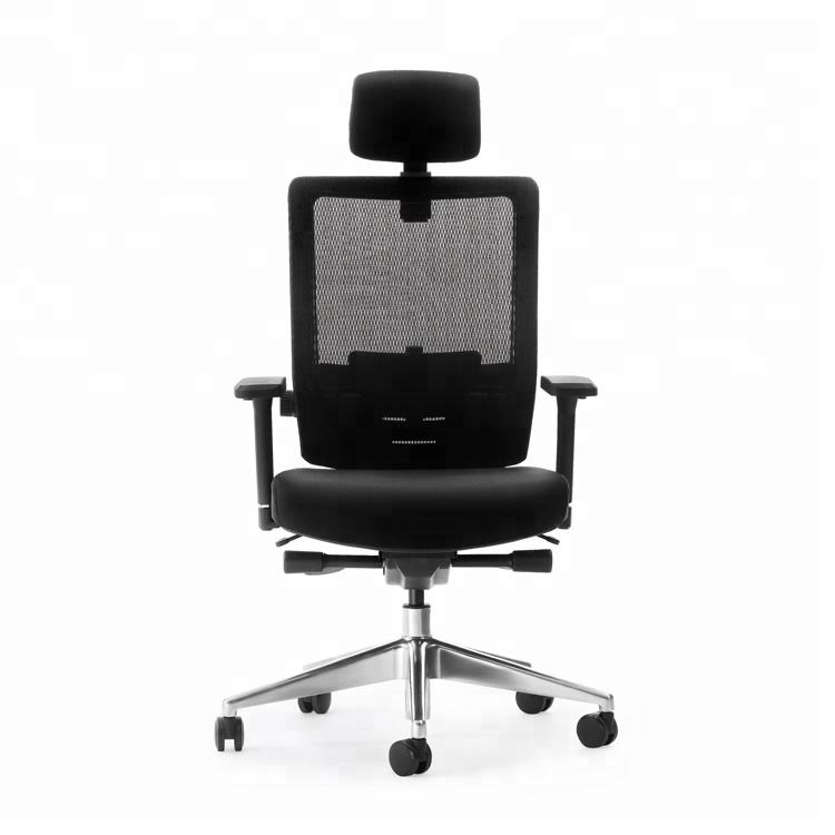 Chairs commercial furniture supplier custom design chair black mesh back office furniture
