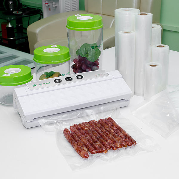 Fresh World home appliances for kitchen new products 2016 innovative product household food vacuum sealer from china