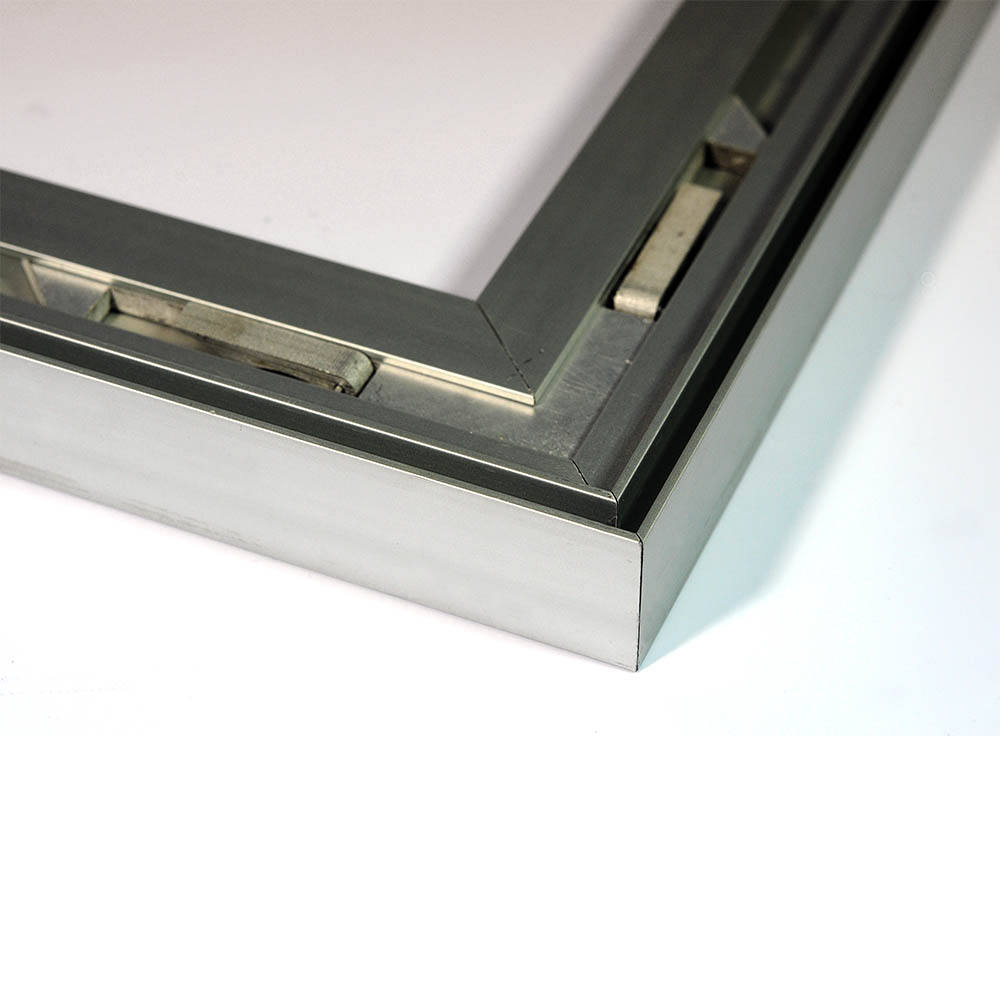 different kinds aluminium profile for advertising frame