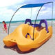 portable leisure pedal boat water pleasure equipment for sale