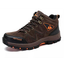 High-Top Men Gender Hiking Outdoor Waterproof Shoes