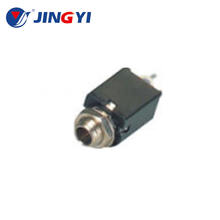 High Quality 3.5mm waterproof jack Audio and video plug