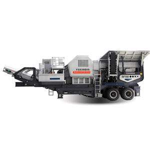 new products Zenith online shopping mobile cone crusher/mobile crushing plant
