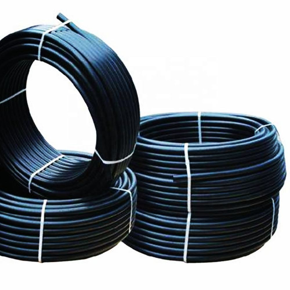 pe100 pe 80 2 inch water poly pipe roll/1.5 inch poly pipe for irrigation/1 1 4 inch hdpe pipe