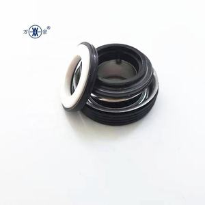 flowserve rubber bellow mechanical seal for pump