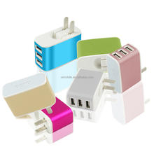 Original Travel AC Home charger LED Charger Head Charging Adapter Universal For Phones