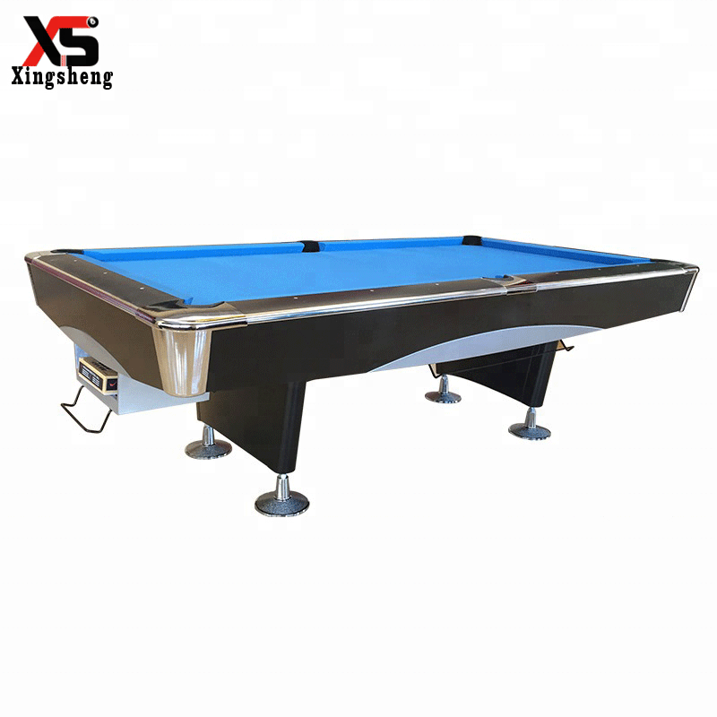 Competition xingsheng brands 4 ball 8 feet massief houten pooltafel billiard table