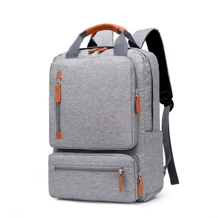 Sac A Dos Backpack Unisex Lightsome Trolley Laptop Bag High Capacity Bag Laptop Backpack