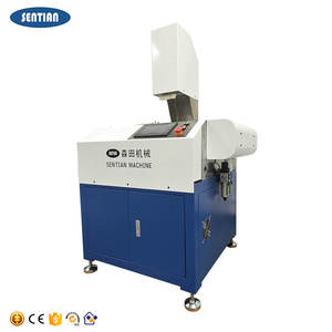 Wholesalers china Semi-Automatic cosmetic box cover paper cardboard box making machine
