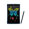 9.5 inch portable rechargeable colorful LCD writing tablet handwriting pad drawing board writing notepads for kids and students