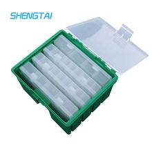 Custom injection mold plastic hard molded case foldable box cheap