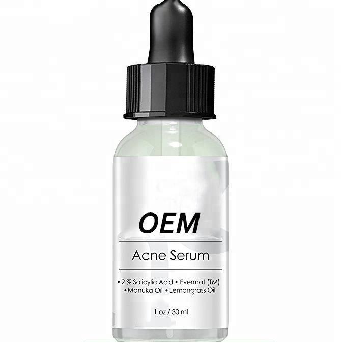 Best Natural Anti Acne Serum Help Control Acne, Pore Minimizer for All Ages