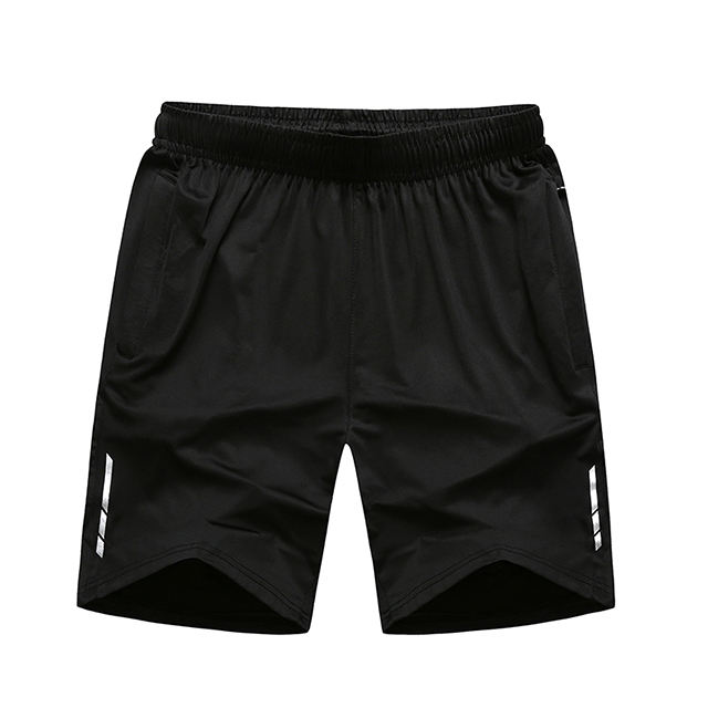 Custom 탄성 허리 unisex womens mens polyester shorts