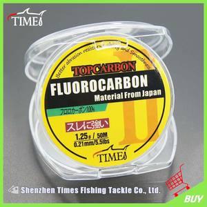 venta al por mayor de alta calidad de dyneema de fibra de carbono líneas de pesca