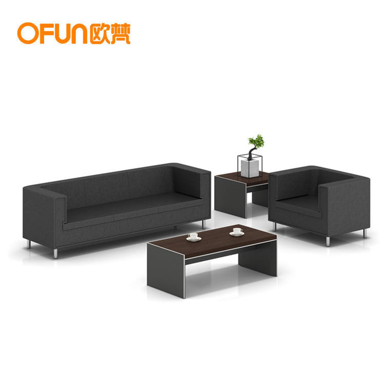 2018 new design modern commercial office furniture sofa set