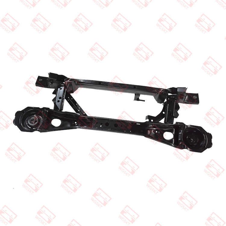 Auto Spare Parts KT-FO-003 Crossmember untuk Jetta Poros Depan Gas Tangan Kanan Drive Mesin Carrier Rooms OEM No 6M51-5K061