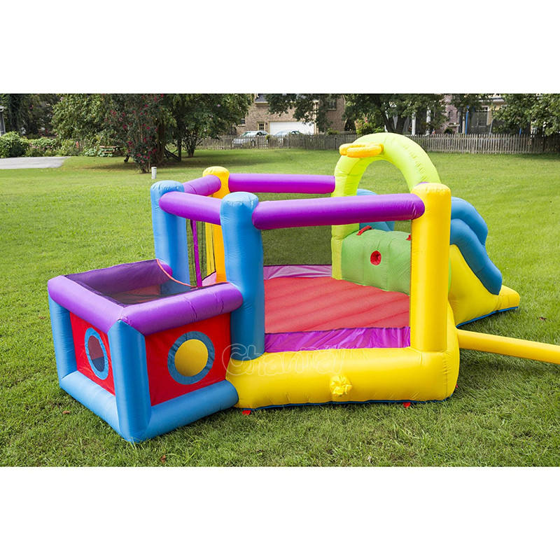 inflatable castle mini air bouncer/cheap small indoor jumping bounce house for toddlers