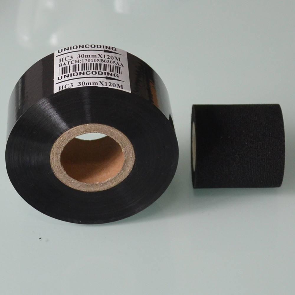 HC3 loại Đen màu 25mm Chiều rộng 120m Chiều dài Nóng đưa