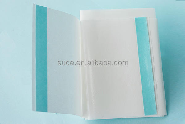 Disposable PE/PU sterile transparent surgical adhesive film/incise drape