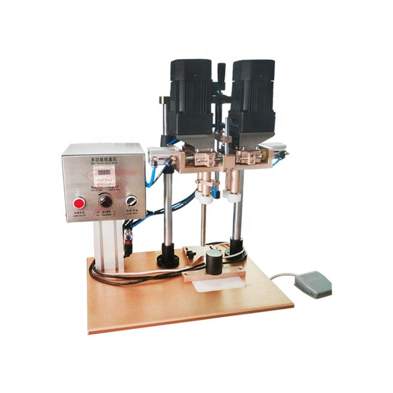 small bottle semi automatic capping machine ,Plastic bottle capper