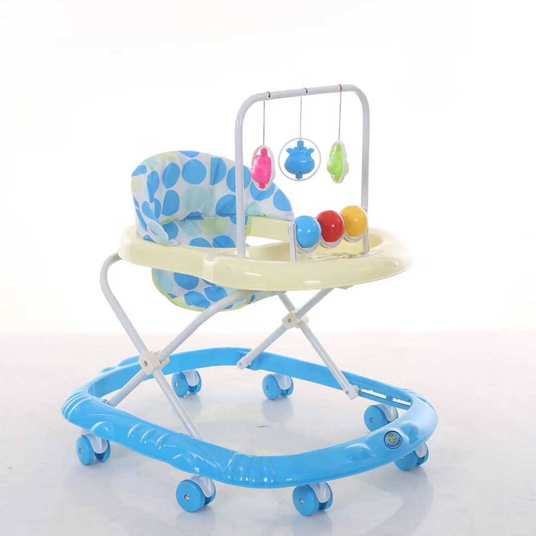 2019 Popular rotating infant walker/baby items wholesale , cheap baby simple multifunctional educational walker