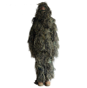 Military Camouflage Kleidung Sniper Ghillie Anzug