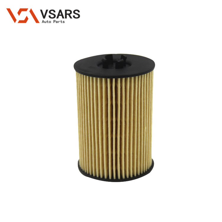 Green car engine accessories oil filter with OE Number 03N115562