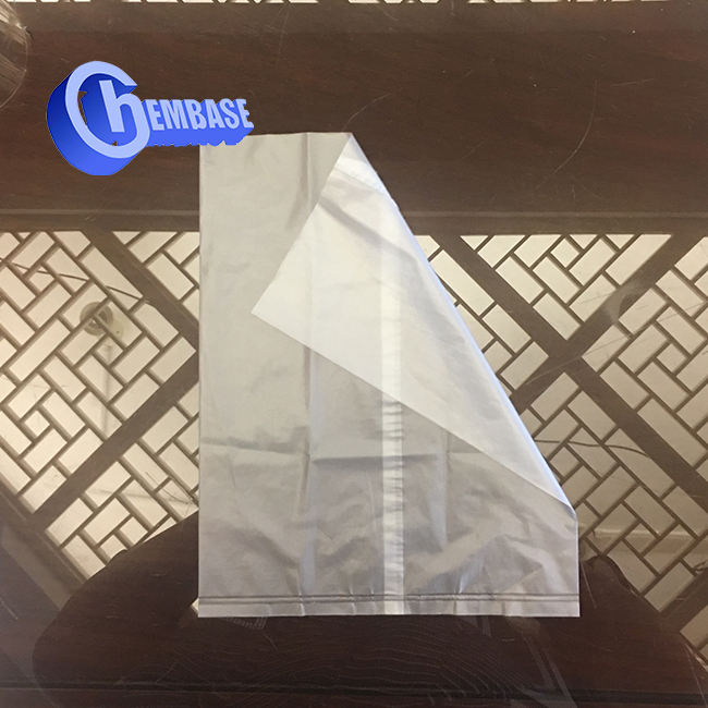 Eco PVA Transparent Biodegradable Plastic Water Soluble Bag