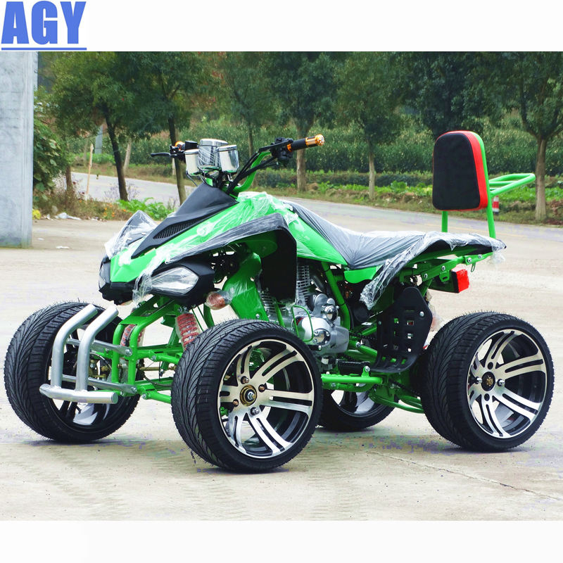 AGY chinese 250cc gas powered four wheeler atv for sale