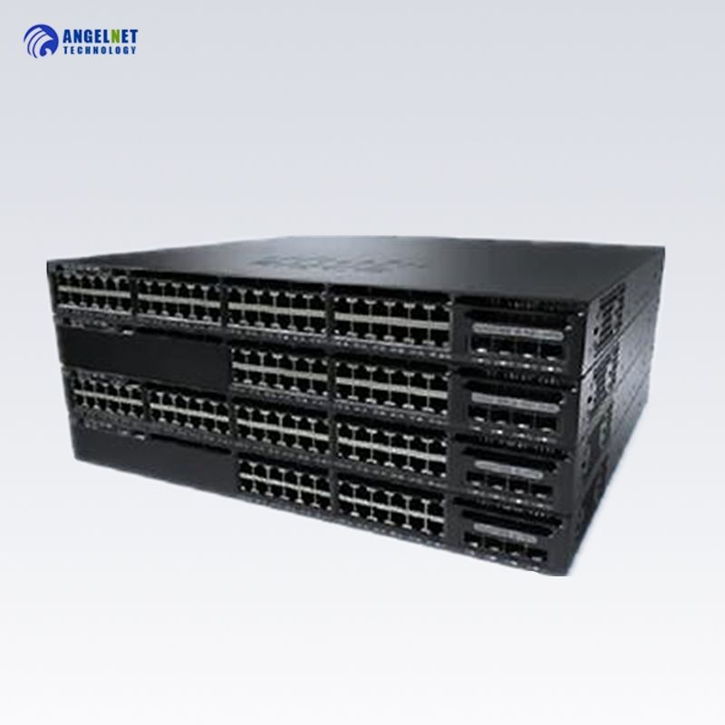 PoE Switch Network 48 Stackable WS-C3650-48FD-S