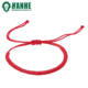 comfortable good luck red string bracelet rope strap bangle