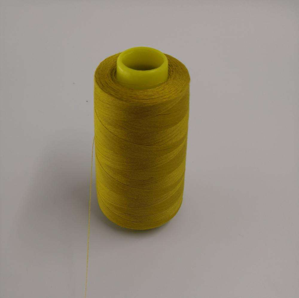 hilos de coser (sewing thread) 40/2 3100 Yards Each Polyester All Purpose for Hand Sewing