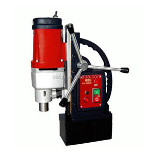 Hign Precision Movable 100mm Stand Magnetic Drill Machine