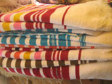 Fascinating Moroccan Hand Woven Cotton Throws