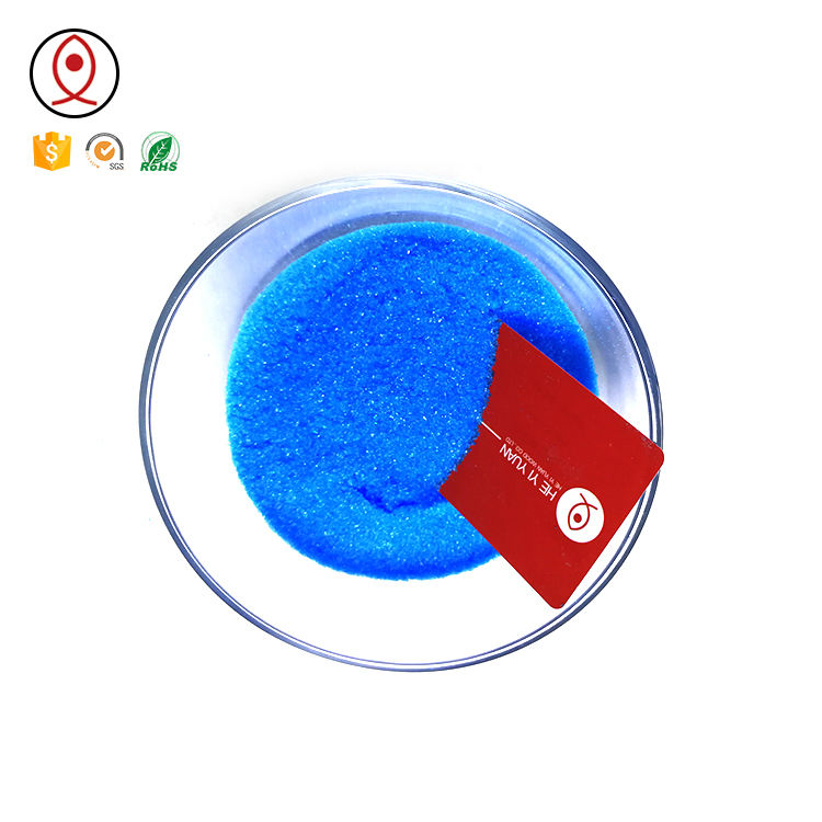 Industrial Use CuSO4 solubility Copper Sulfate / Copper Sulphate Blue Crystal