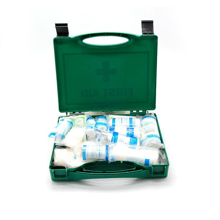 고급스런 색이에요 2 In 1 Safety 생존 Auto 툴 First Aid 키트 Bag