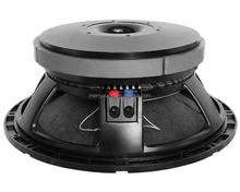 "15 inch big power 280mm ferrite magnet woofer speaker driver for big stage appliance15"" MR15280"